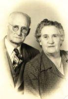 David T & Alta Z Crane Portrait